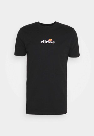 MAVOZ - T-shirt imprimé - black