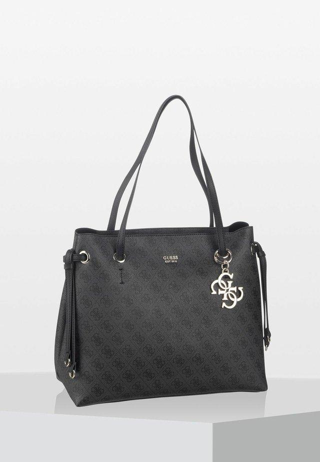 Shopping bag - coal