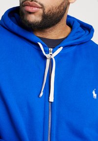 Polo Ralph Lauren Big & Tall - HOOD - Hoodie met rits - pacific royal - 5