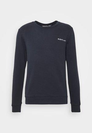 CREW NECK - Sweatshirt - blue
