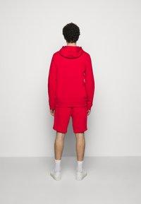 HUGO - DAPLE - Zip-up sweatshirt - open pink - 2