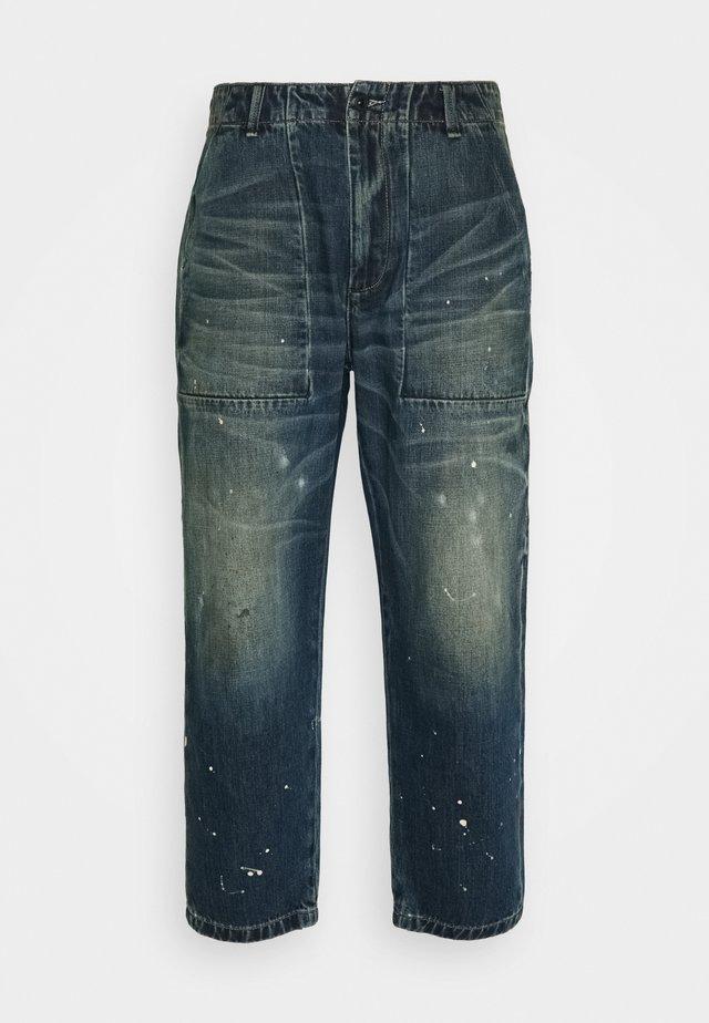 FATIGUE - Jeans baggy - blue