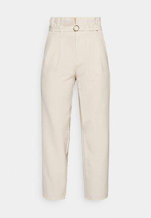 HARGROVE TROUSER - Trousers - cream