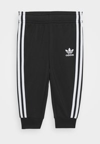 adidas Originals - TRACKSUIT SET - Tracksuit - black/white - 2