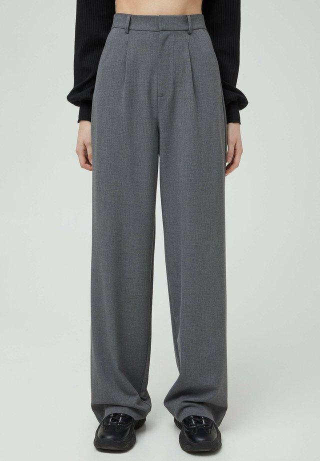Pantaloni - mottled grey