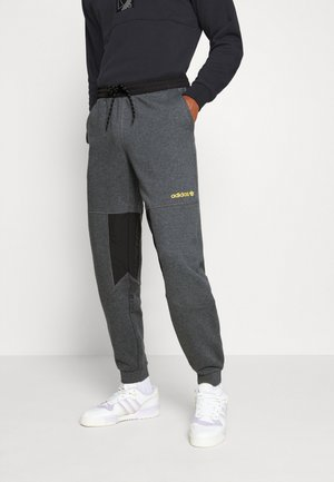 FIELD PANT - Tracksuit bottoms - dark grey