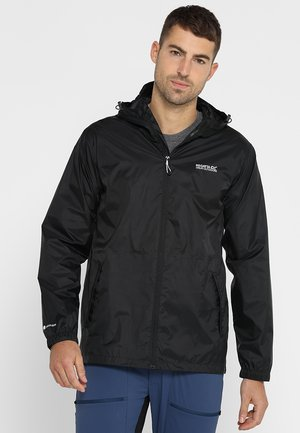 PACK IT  - Veste imperméable - black