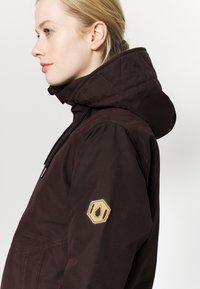 Volcom - FERN INS GORE - Snowboard jacket - black/red - 3