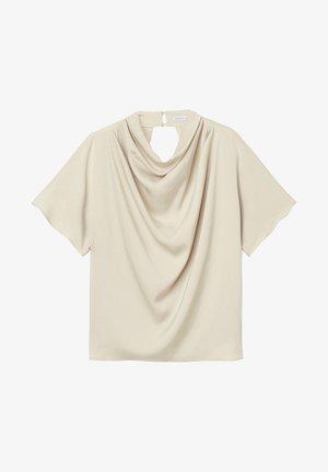 ALLY - Blouse - beige