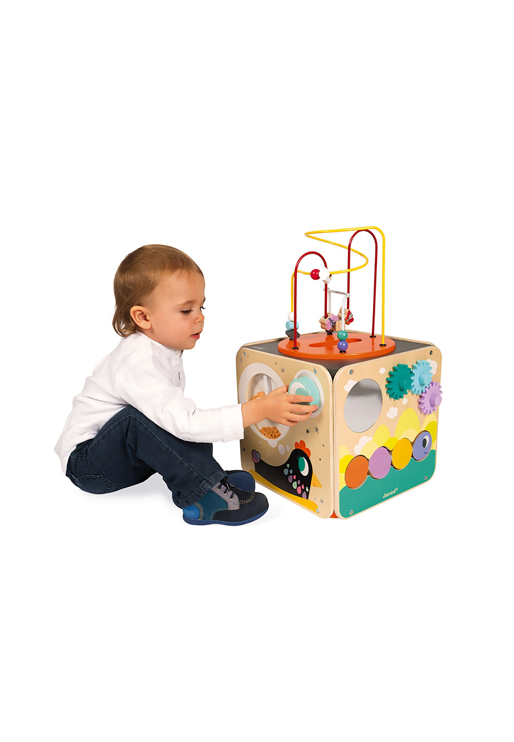 Kinder MOTORIKWÜRFEL ACTIVITY- UND MOTORIKWÜRFEL - Spielzeug