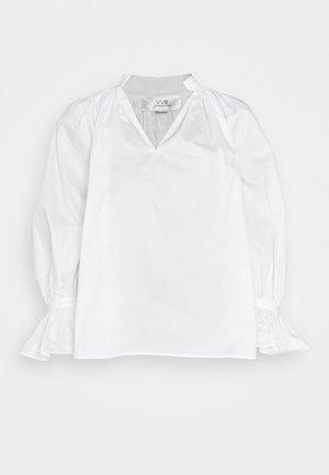 EMBROIDERED PRAIRIE TOP - Blůza - white