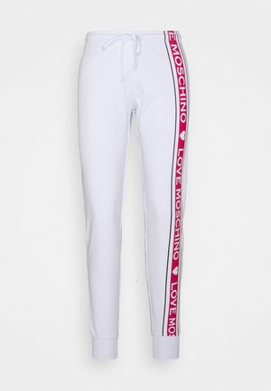 Tracksuit bottoms - optical white