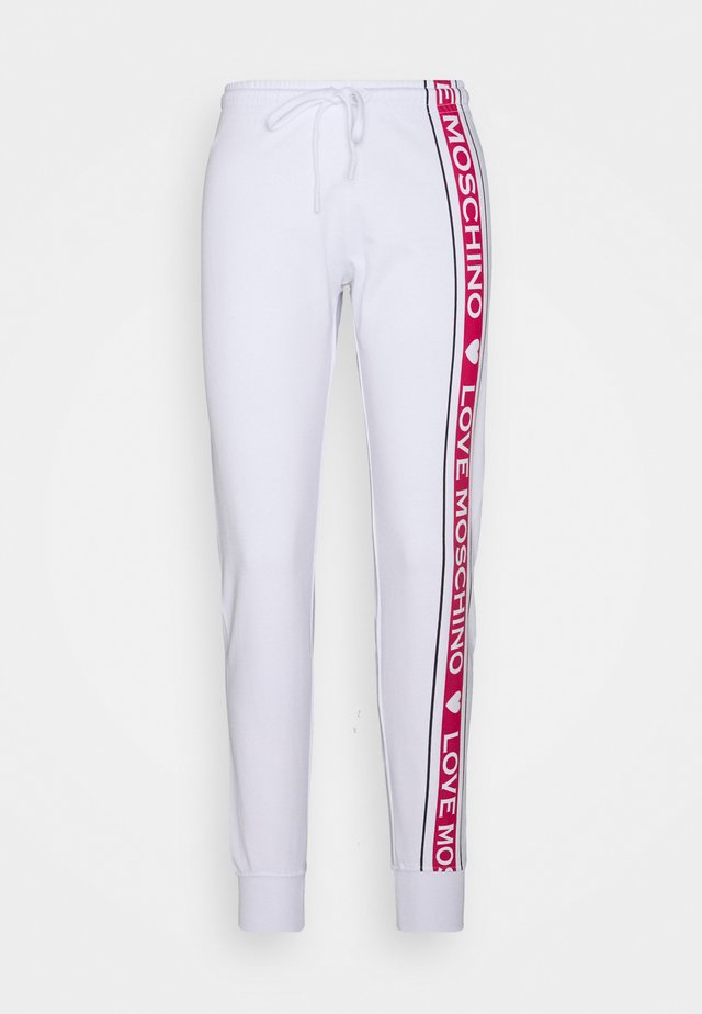 Trainingsbroek - optical white