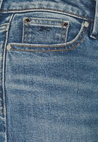 Denham - JOLIE BLAUTH - Džíny Straight Fit - blue - 2