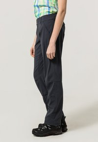 Columbia - SATURDAY TRAIL - Pantalon classique - india ink - 2