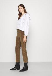 WEEKEND MaxMara - APICE - Trousers - camel - 3