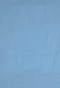 Benetton - BLANKET - Dětská deka - light blue - 1