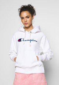 Champion Reverse Weave - Hoodie - white - 0