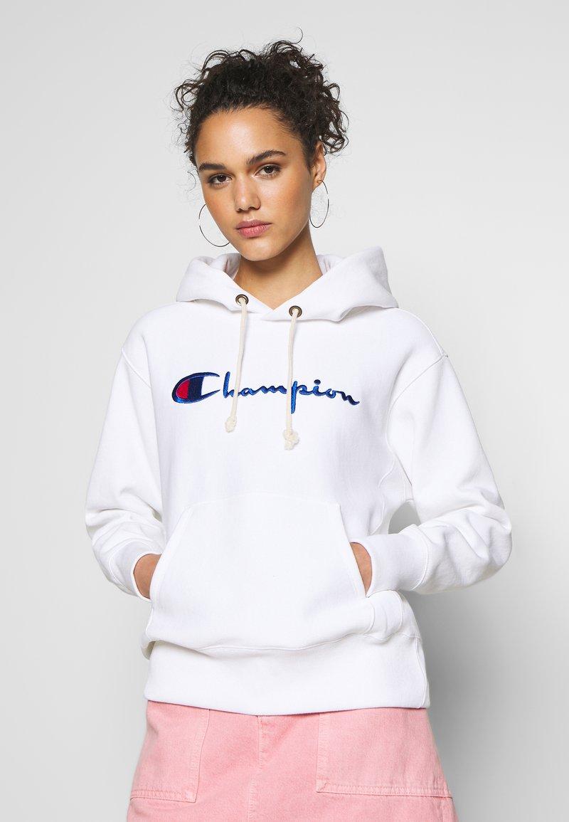 Champion Reverse Weave - Huppari - white