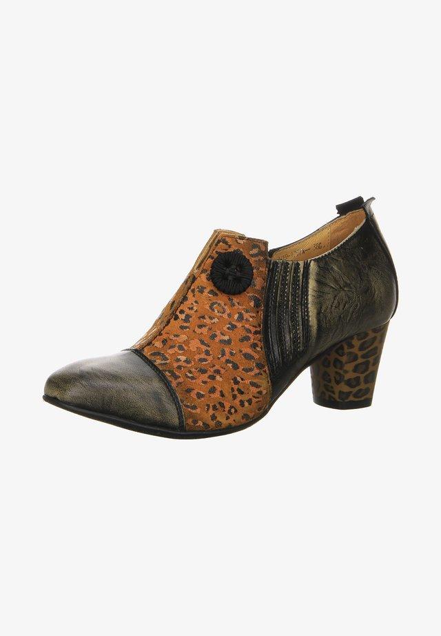 Classic heels - grn