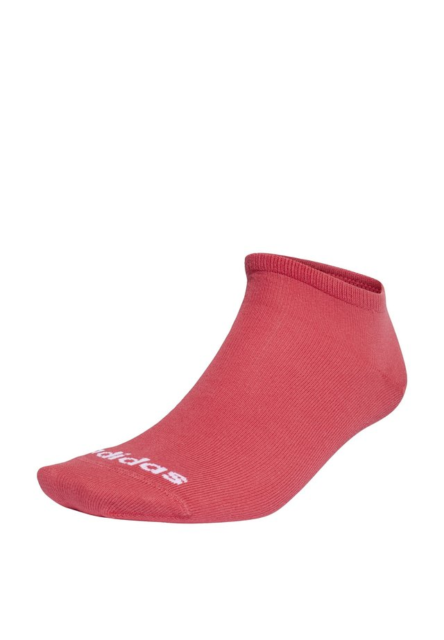 NO-SHOW  3 PAIRS - Trainer socks - pink