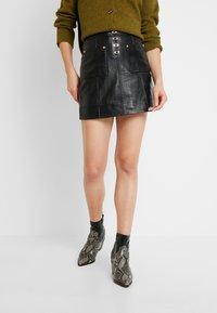 Alice McCall - SWEET - A-line skirt - black - 0