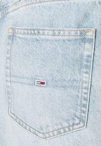 Tommy Jeans - SHORT SKIRT - Jupe en jean - blue denim - 5