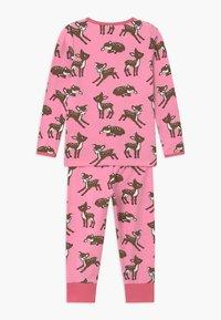 Småfolk - GIRL DEER  - Pyjama set - sea pink - 1