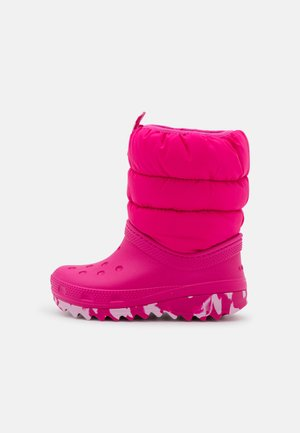 CLASSIC PUFF BOOT  - Winter boots - candy pink
