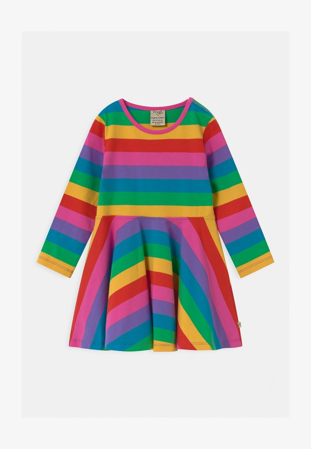 RAINBOW SOFIA SKATER BABY - Jerseyjurk - rainbow