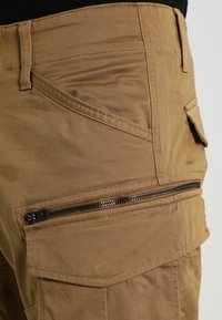 G-Star - ROVIC ZIP 3D TAPERED - Cargobroek - beige - 3