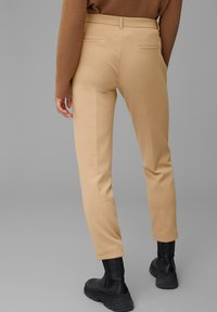Marc O'Polo - Trousers - soaked sand - 2
