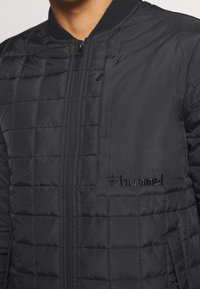 Hummel - HMLLUKE - Training jacket - black - 7