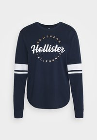 Hollister Co. - Long sleeved top - navy - 3