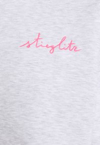 Stieglitz - HOODIE - Mikina - grey melange - 7