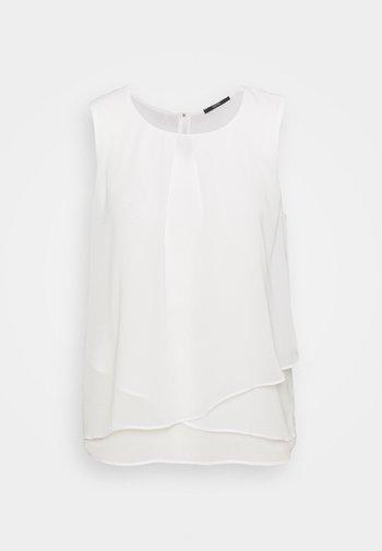 NEW TO REPEAT - Pusero - off white