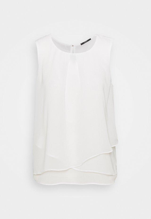 NEW TO REPEAT - Camicetta - off white