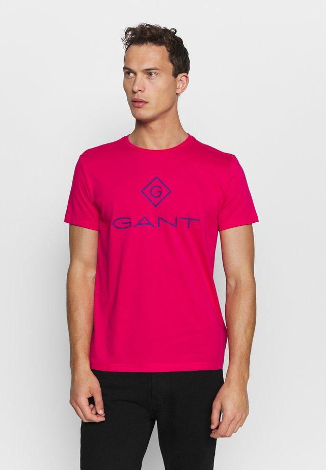 COLOR LOCK UP - T-shirt imprimé - love potion
