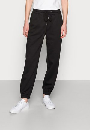 CARA PANT - Teplákové kalhoty - black