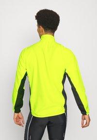 Dare 2B - ABLAZE WINDSHELL - Veste coupe-vent - fluor yellow/black - 2