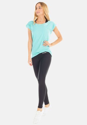 MCT013 ULTRA LIGHT - Basic T-shirt - mint