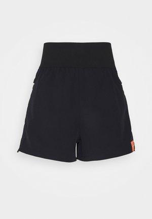 BOX OUT SHORT - Korte broeken - black
