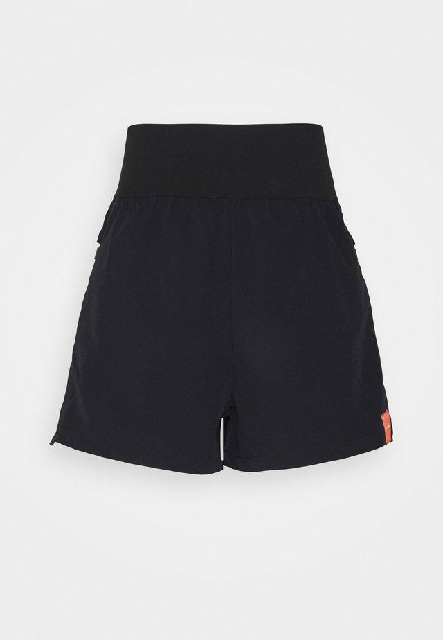 BOX OUT SHORT - Sports shorts - black