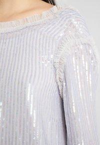 Needle & Thread - SHIMMER MINI DRESS - Koktejlové šaty/ šaty na párty - periwinkle purple - 4