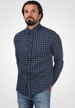 FLINN - Shirt - dark denim