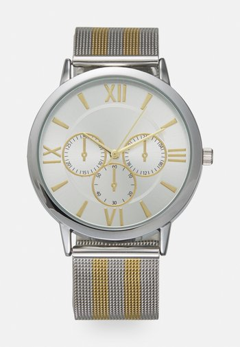 UNISEX - Watch - gold-coloured/silver-coloured