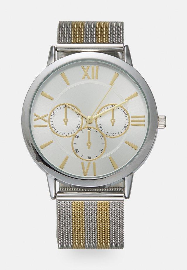 UNISEX - Orologio - gold-coloured/silver-coloured