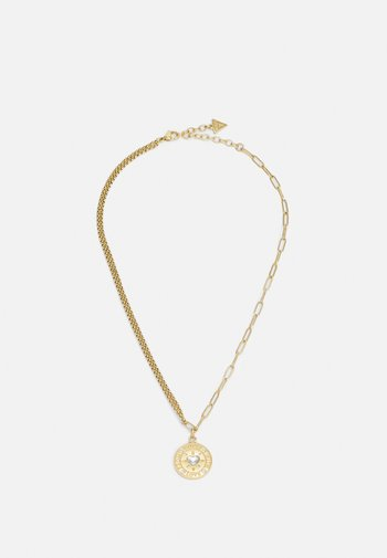WITH LOVE - Necklace - gold-coloured