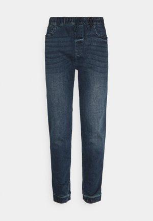 Pantaloni sportivi - dark wash