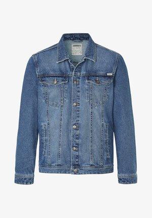 Denim jacket - ight-blue denim